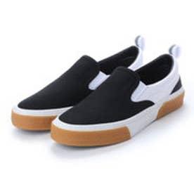スラック SLACK [SLACK FOOTWEAR] カルマー キャンバス スリッポン (BLACK/WHITE/GUM)
