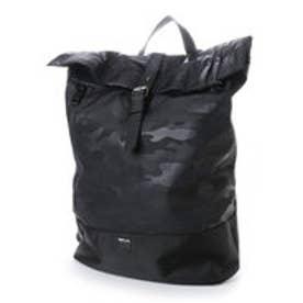リプレイ REPLAY ナイロンキャンバスバッグ (ブラック)