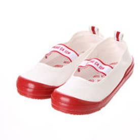 コムサイズム COMME CA ISM 日本の伝統色上履き (真紅)