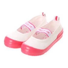 コムサイズム COMME CA ISM 日本の伝統色上履き (ピンク)