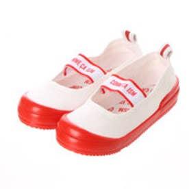 コムサイズム COMME CA ISM 日本の伝統色上履き (朱赤)