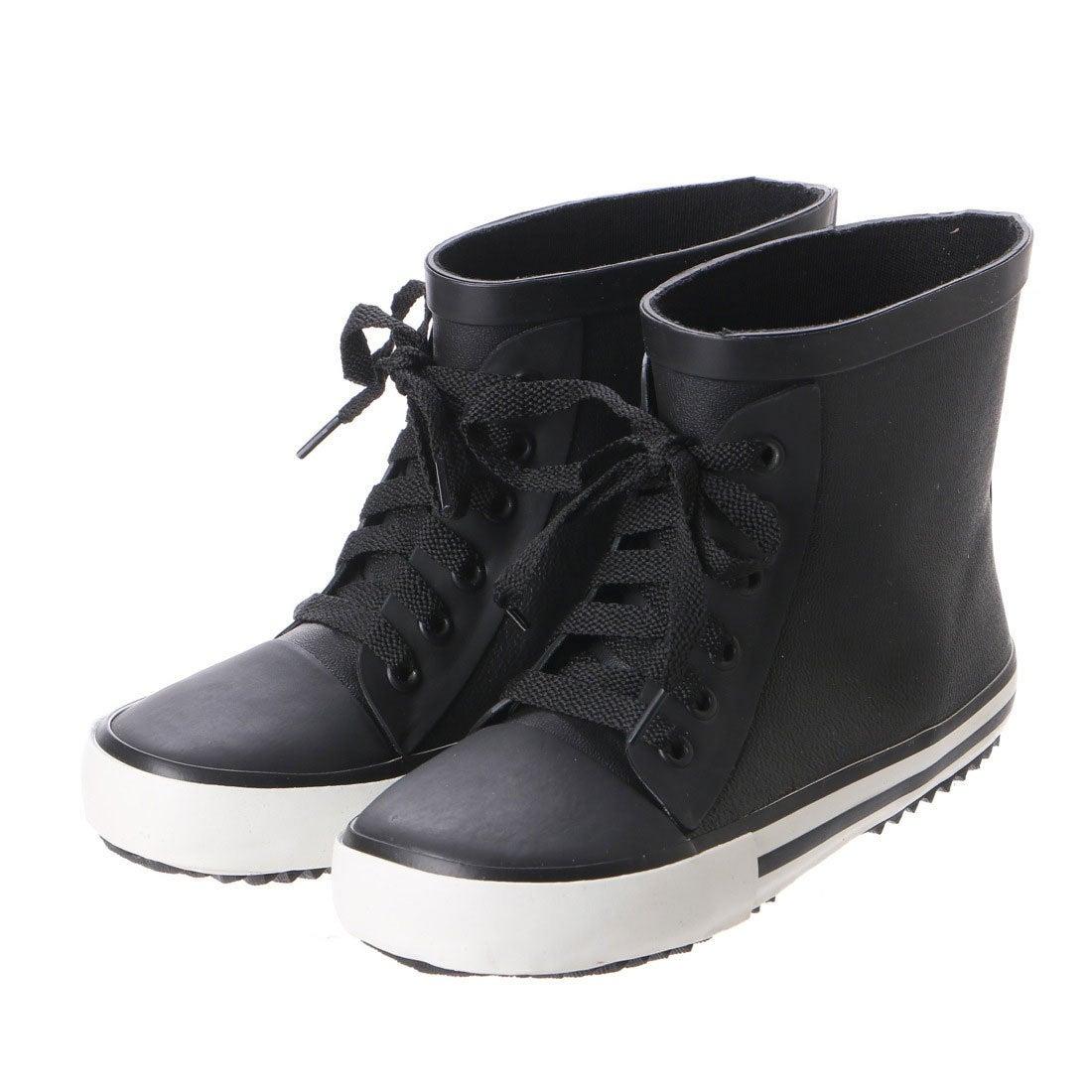 258198e214ea0 コムサイズム COMME CA ISM レインスニーカー(キッズサイズ) (ブラック) -靴&ファッション通販 ロコンド〜自宅で試着、気軽に返品