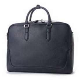 コムサイズム COMME CA ISM 高級感のあるドレスバッグ (ネイビー)