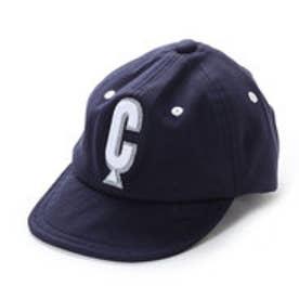 コムサイズム COMME CA ISM Cロゴベースボールキャップ(UVケア) (ネイビー)