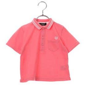 コムサイズム COMME CA ISM ポロシャツ (ピンク)
