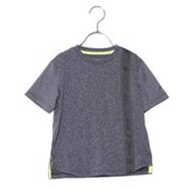 コムサイズム COMME CA ISM [ミズノコラボ商品]Tシャツ (チャコール)