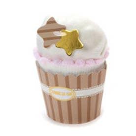 コムサイズム COMME CA ISM カップケーキソックス(キッズサイズ) (ピンク)