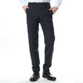 コムサイズム COMME CA ISM スーツとあわせて2パンツスーツとして対応できるパンツ (ネイビー)
