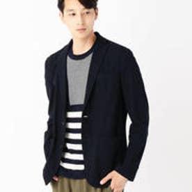 コムサイズム COMME CA ISM 羽織ライトジャケット (ネイビー)