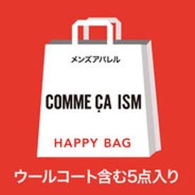 コムサイズム COMME CA ISM 【2018年福袋】コムサイズム メンズ (その他)【返品不可商品】