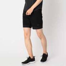 コムサイズム COMME CA ISM MIZUNO コラボ ランニング ショート パンツ (ブラック)