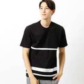 コムサイズム COMME CA ISM Tシャツ (ブラック)