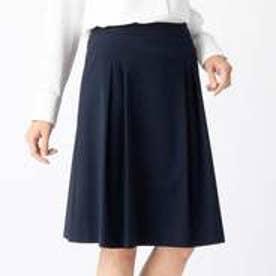 コムサイズム COMME CA ISM ピンヘッドマーメイドスカート【セットアップ対応】 (ネイビー)