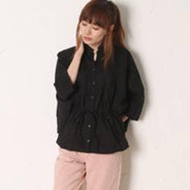 サンカンシオン 3can4on シャツ (ブラック)