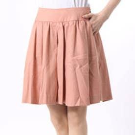 クチュール ブローチ Couture brooch フレアキュロットパンツ (サーモンピンク)
