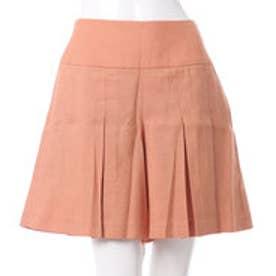 クチュール ブローチ Couture brooch フレアーショートパンツ (オレンジ)
