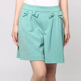 クチュール ブローチ Couture brooch リボンキュロットパンツ (グリーン)