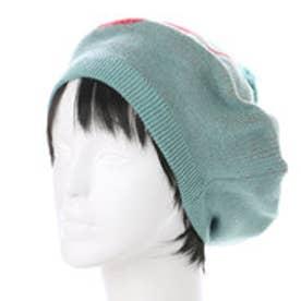 コキュ COCUE ニット帽 (ミントグリーン)