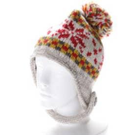 コキュ COCUE ニット帽 (オフホワイト)