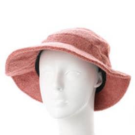 コキュ COCUE ブレーククロッシュ帽子 (レッド)