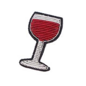 ドレステリア DRESSTERIOR MACON&LESOUOY ワインモチーフブローチ (レッド)