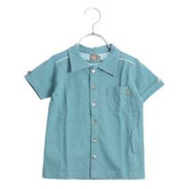 ドレステリア DRESSTERIOR KIDS CASE ライン半袖ポロシャツ (グリーン)