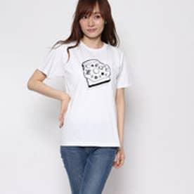 ドレステリア DRESSTERIOR ロゴ入りTシャツ (ホワイト)