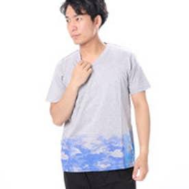 ファイン FINE カモフラグラデーションTシャツ (グレー)
