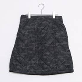 ファイン FINE リバーシブルラップスカート (マルチカラー)