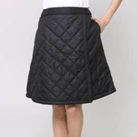 ファイン FINE リバーシブルラップスカート (ブラック)