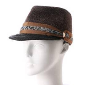 ミニマム MINIMUM 帽子 (ブラウン)
