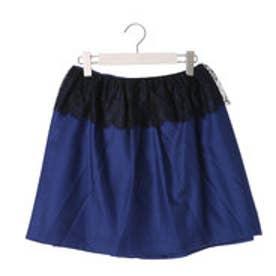 ミニマム MINIMUM スカート (ブルー)