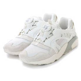 ナノ ユニバース NANO UNIVERSE outlet PUMA DISC WOMEN POLLY (ホワイト)