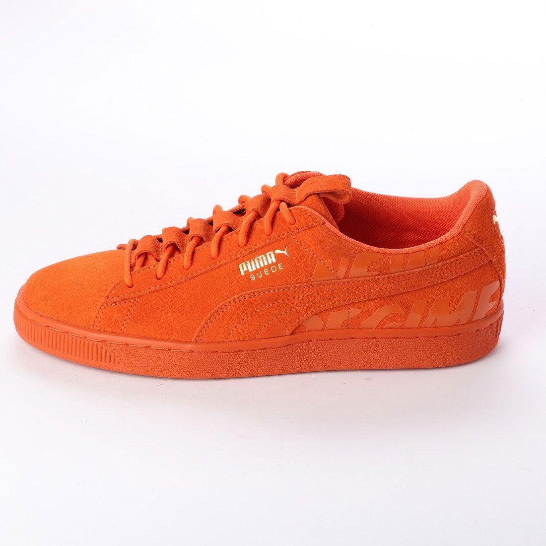 wholesale dealer 6fd4d c01a6 プーマ PUMA SUEDE ANR (SCARLET IBIS-SCARLET IBIS)-靴 ...