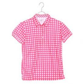 プーマ PUMA ゴルフ W SS ポロシャツ (ROSE RED)