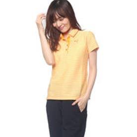 プーマ PUMA ゴルフ W SS ワイドカラー ポロシャツ (ZINNIA)