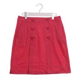 プーマ PUMA ゴルフ W スカート (ROSE RED)