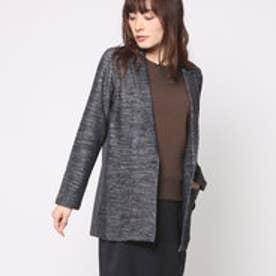 リネーム Rename カットデニム×ポンチジャケット (ブラック)