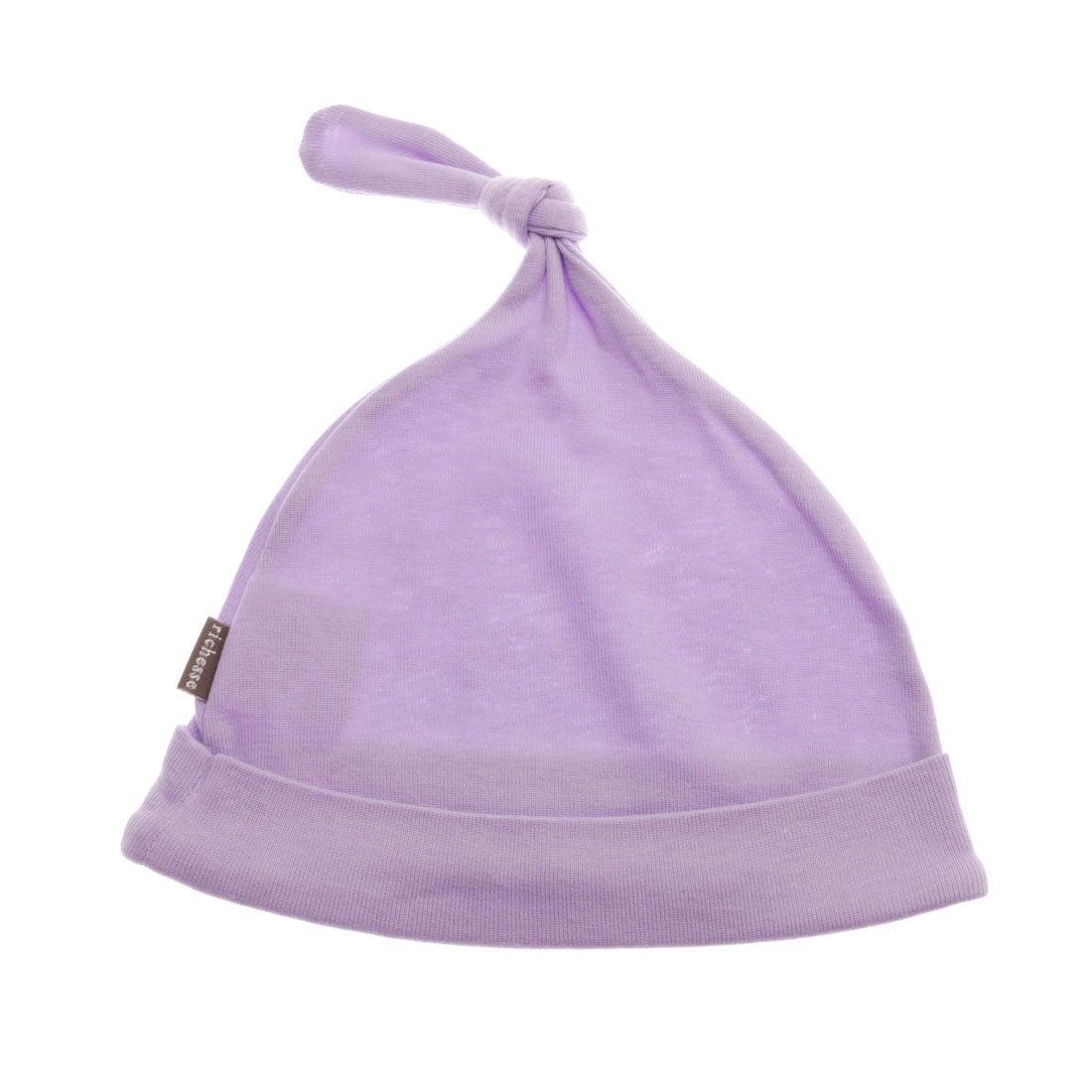 5b97a1287cfab リシェス richesse ベビーシンプル帽子 (パープル) -アウトレット通販 ロコレット (LOCOLET)