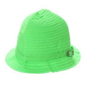 ルビーリベット Rubyrivet グレヴィ ネオンカラーブレード帽子 (グリーン)
