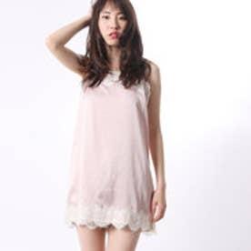 アンチュール エミュ Unchulle' emu ルームドレス&ショートパンツ (ピンク)
