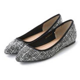 クリアインプレッション CLEAR IMPRESSION CL1ポインテッド革靴 (ヨリモク)