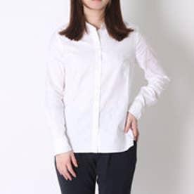 クリアインプレッション CLEAR IMPRESSION 100/2ロイヤルオックスシャツ (オフシロ)