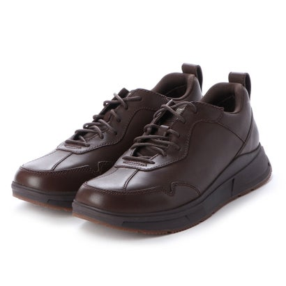 フィットフロップ fitflop ARKEN SNEAKERS (Chocolate Brown)