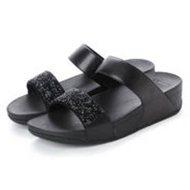 フィットフロップ FitFlop SPARKLIE ROXY SLIDE (Black)