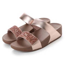 フィットフロップ FitFlop SPARKLIE ROXY SLIDE (Rose Gold)
