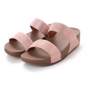 フィットフロップ FitFlop SHIMMY SUEDE SLIDE (Rose Gold)