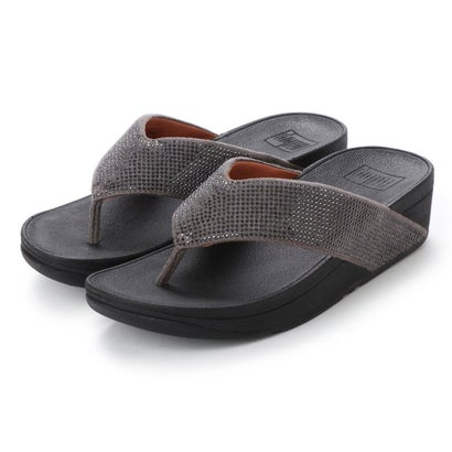 フィットフロップ FitFlop RITZY TOE-THONG SANDALS (Pewter)