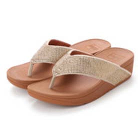 フィットフロップ FitFlop RITZY TOE-THONG SANDALS (Gold Mix)