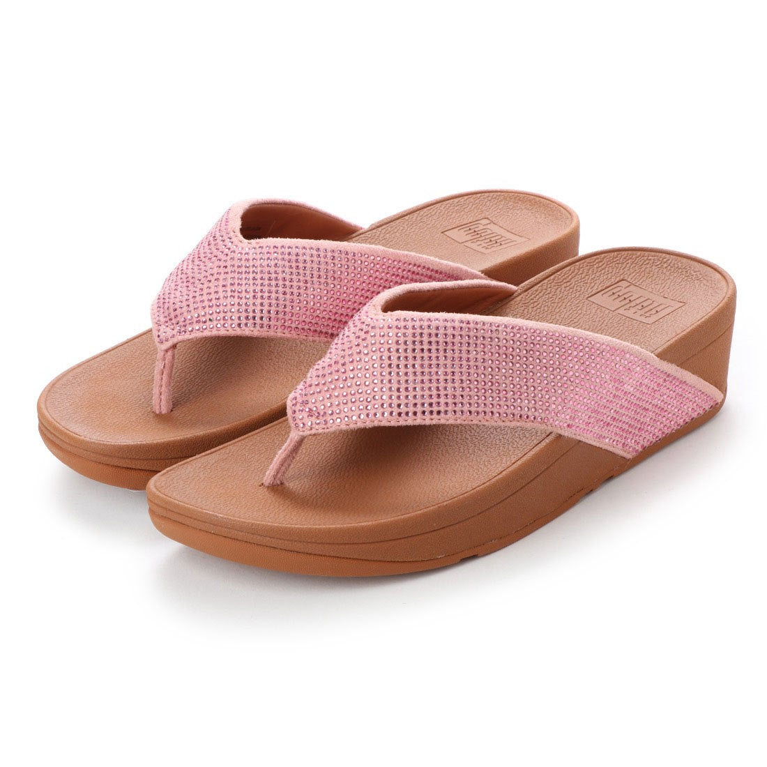 29b46cda2 fitflop フィットフロップ FitFlop RITZY TOE-THONG SANDALS (Dusky Pink) -アウトレット通販  ロコレット (LOCOLET)
